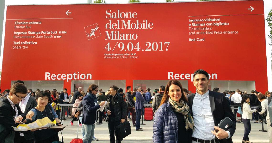 Salone del Mobile: un sogno realizzato grazie al progetto Puglia Crossing Identities